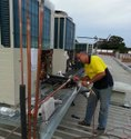 Voltas Split Ac Vrv Air Conditioning Services, Coil Material: Copper