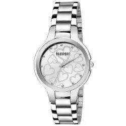 Round Ladies Watch
