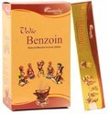 Aromatika Vedic Benzoin Incense Sticks-15 gram Pack