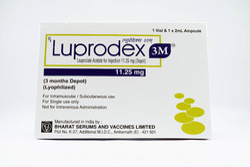 Luprodex 11.25mg Injection