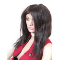 Remi Virgin Hair 100% Human Hair Wig Full Lace Wig