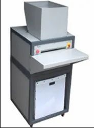 Pharmaceutical Wastage Shredder Machine