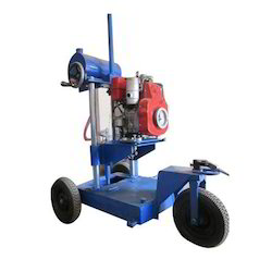 Core Drilling Machine (Diesel Engine Model)