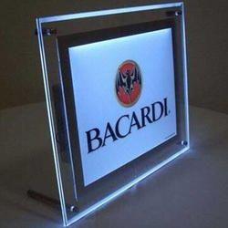 Acrylic Rectangle LED Photo Frame