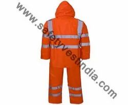 WarnMat502 Reflective Rain Suit