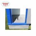 Roto Molded HDPE Porta Loo Portable Indian Mobile Toilet