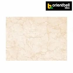 Orientbell Tiles Glossy Orientbell ODG ACCENT BEIGE Ceramic Wall Tile, Size: 300x450 mm
