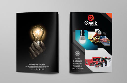 Catalogue Designing and Printing