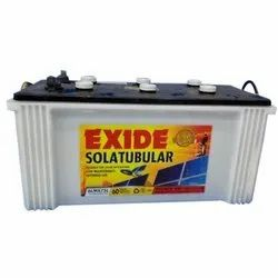 EXIDE Solar Combo Pack (75AH Exide battery, 75W Solar panel, 9-20W Street light)