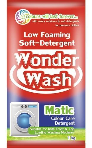 Fully Automatic Detergent