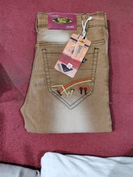 Dobby Regular Fit Dusty men jeans