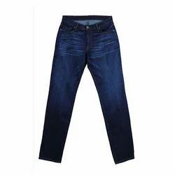 Mens Loose Fit Denim Jeans