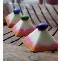 Creative Corner Pyramid Shaped Milk Chocolate, For Gifting