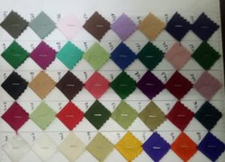 44-45 Inch Plain Taffeta Silk, GSM: 100-150
