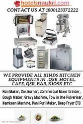 HotelsNaukri.Com Commercials Kitchen Equipments Suppliers