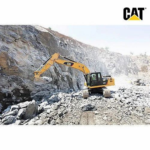 Cat 323D3 Hydraulic Excavator | Caterpillar India Private