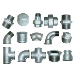 Galvanized Iron Nipples for Gas Pipe