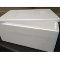 Normal Eps Thermocol Foam Box, For Packaging, Thickness: 5 Mm Capacity 50 Litre