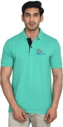 Unisex Half Sleeve 100 Cotton Tshirt