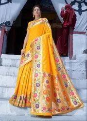 Rajtex Karigari Silk Saree