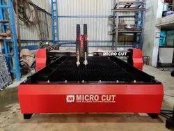 Table Type Plasma Flame Cutting Machine