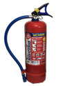 Carbon Steel Map 50 Abc Type Fire Extinguisher 4 Kg