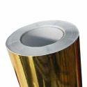 Gold Chrome Vinyl Roll