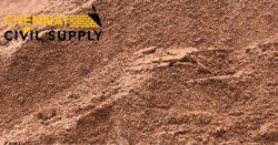 Beige River Sand Plastering, Packaging Type: Sack, Packaging Size: 50 Kg