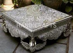 Silver Handicraft Chowki