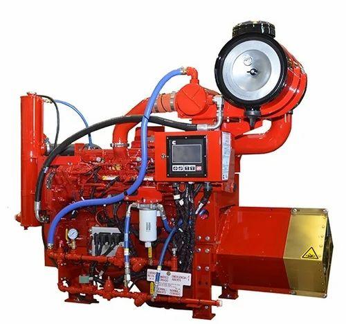 Fire Diesel Pump - Fire Fighting Control Panel Manufacturer