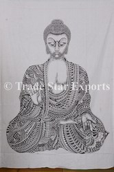 Indian Lord Buddha Wall Hanging