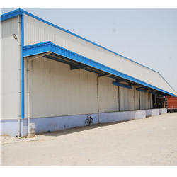 Steel / Stainless Steel Warehouse Sheds