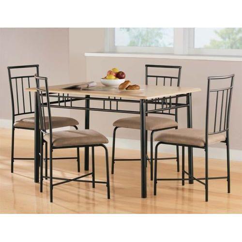 Metal Dining Table Set at Rs 8000 /set | Metal Dining Set | ID ...