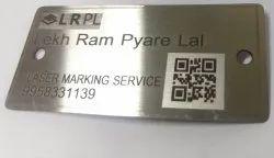 Laser Etching Service