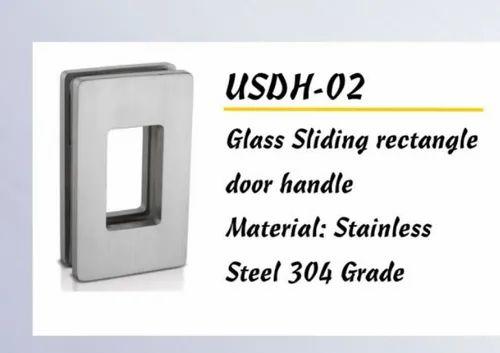 Sliding Door Handles - Glass Sliding Rectangle Door Handle