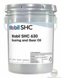 Gear Oil Synthetic(Mobil) SHC 630, for Industrial, Pack Sizes LT/KG: 20liter(bucket)