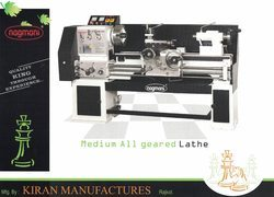Medium Duty Geared Head Lathe Machine