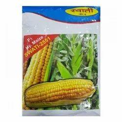 Hybrid Swati Maize Swati-2551, Packaging Size: 1 Kg