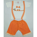Kids Round Neck Baba Suit