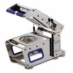 Round Cup Sealing Machine