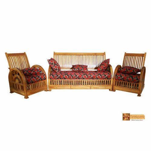 Teakpark Verona Teak Wood Sofa Set