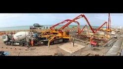 Ready Mix Concrete Pumps