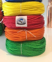 Multi Color Nylon Ropes