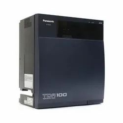 Panasonic Kx-Tda100, Number Of Lines Supported: 124