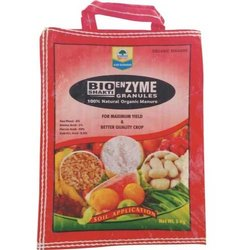 Bio Shakti Enyme Enzyme Granules Agricultural Fertilizer, Grade Standard: Agriculture Grade