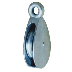 Mild Steel Rope Pulley, For Gantry Crane , Capacity: 3 Ton