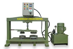 Semi Automatic Paper Plate Making Machine 30