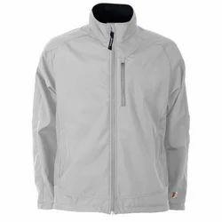 Full Sleeve Men K2k Grey Jacket