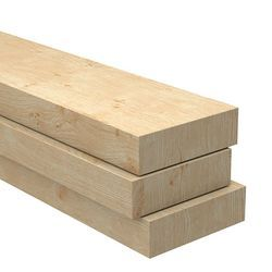 Rectangular Timber Wood