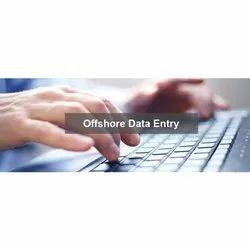 Offline Offshore Data Entry